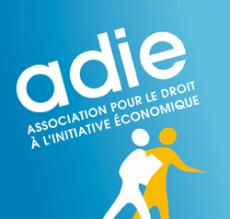 Un de partenaires qui nous accompagnent dans notre démarche équitable et solidaire : ADIE, Association pour le droit à l'initiative économique