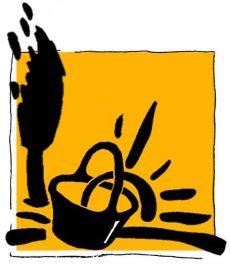 Logo des Amis de la Confédération Paysanne