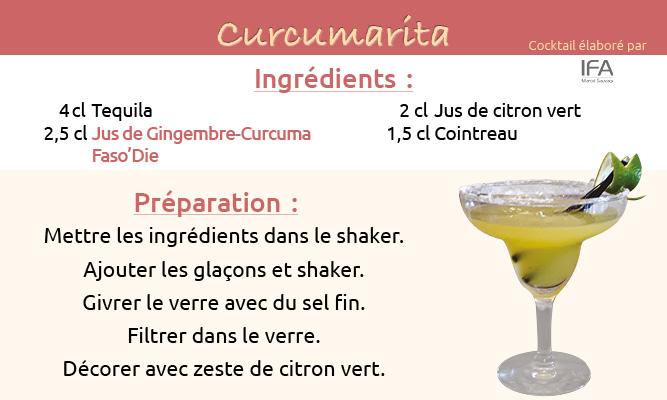 Fiche cocktail